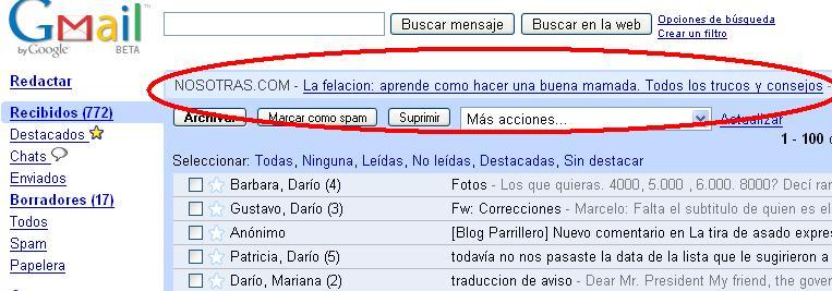 Google Mamada